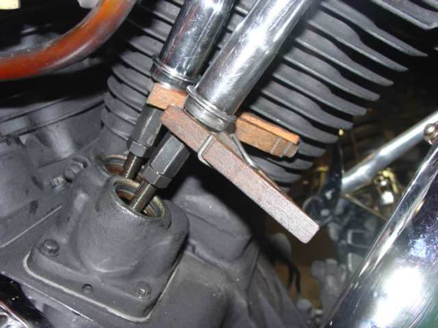 harley adjustable pushrods instructions