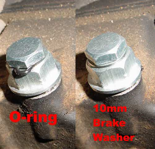 Fixing Stripped Out Drain Plugs Harley Davidson Forums