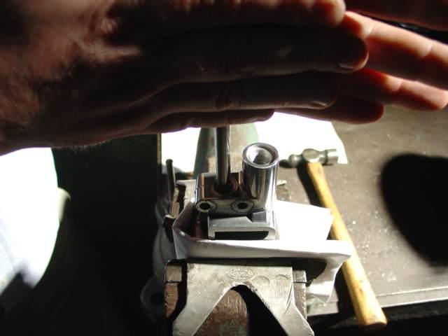 68-99 oil pump check valve repair : V-Twin Forum: Harley Davidson Forums
