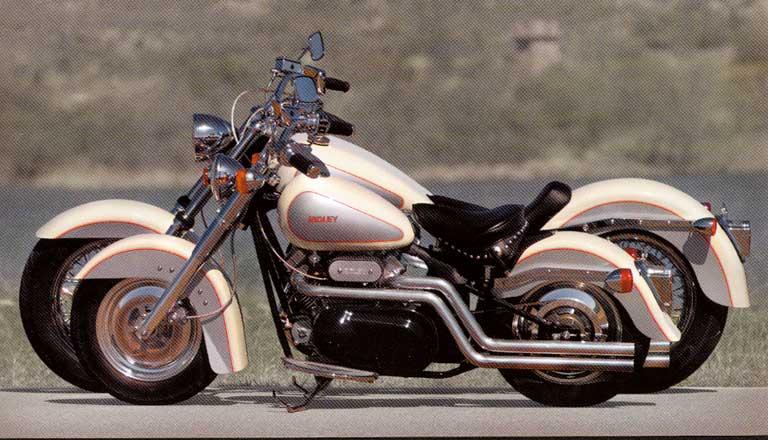 Does Kawasaki Make Automatic Motorcycles